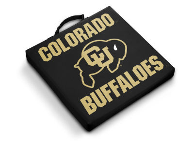 Colorado Buffaloes Logo Brands Stadium Cushion