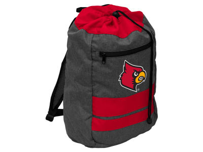 Louisville Cardinals Logo Brands Journey Team Backsack