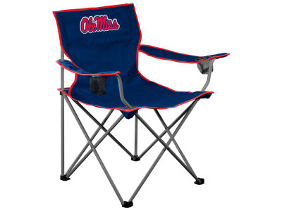 Ole Miss Rebels Logo Brands Premium Chair