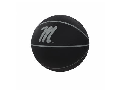 Ole Miss Rebels Logo Brands NCAA Full-Size Composite Basketball