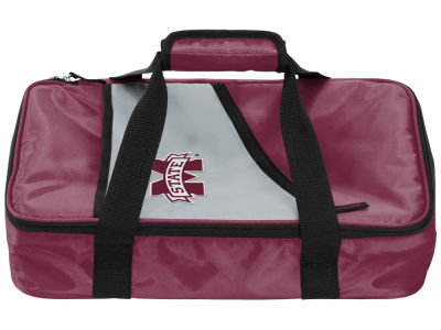 Mississippi State Bulldogs Logo Brands Tailgate Casserole Caddy