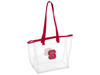 North Carolina State Wolfpack Logo Brands Stadium Clear Bag
