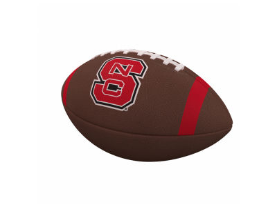 North Carolina State Wolfpack Logo Brands Official Size Composite Football