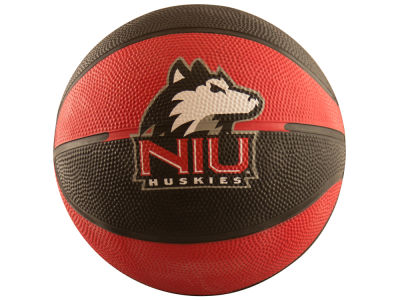 Northern Illinois Huskies Logo Brands Mini-Size Rubber Basketball