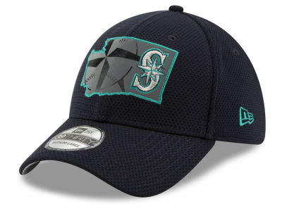 Seattle Mariners New Era MLB State Flective 2.0 39THIRTY Cap 5fda6ace0db