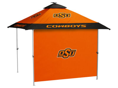 Oklahoma State Cowboys Logo Brands Pagoda Canopy and Side Panel