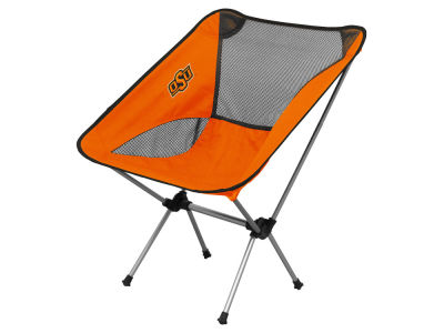Oklahoma State Cowboys Logo Brands Ultra-Lite Chair