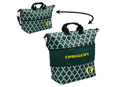 Oregon Ducks Logo Brands Expandable Tote