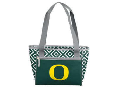 Oregon Ducks Logo Brands 16 Can Cooler Tote