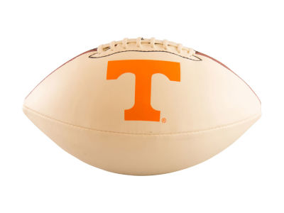 Tennessee Volunteers Logo Brands Full-Size Autograph Football