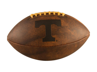 Tennessee Volunteers Logo Brands Full-Size Vintage Football