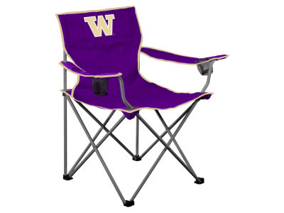 Washington Huskies Logo Brands Premium Chair