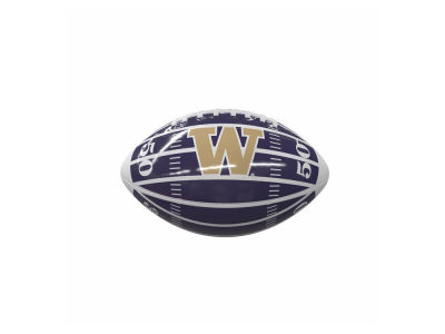 Washington Huskies Logo Brands Mini-Size Glossy Football