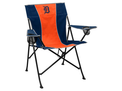 Detroit Tigers Logo Brands Pregame Chair