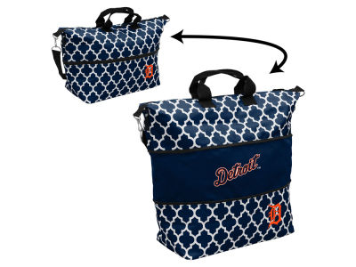 Detroit Tigers Logo Brands Expandable Tote