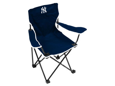 New York Yankees Logo Brands Youth Folding Chair