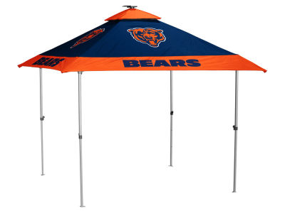 Chicago Bears Logo Brands Pagoda Canopy