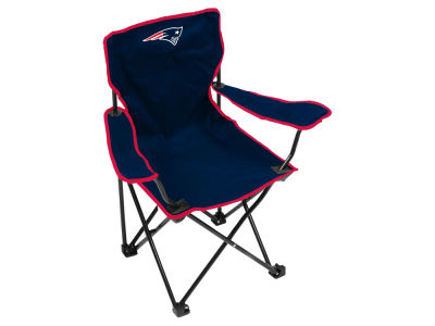 New England Patriots Logo Brands Youth Folding Chair