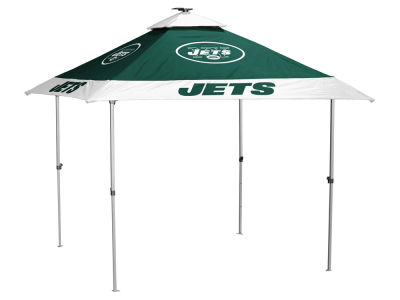 New York Jets Logo Brands Pagoda Canopy