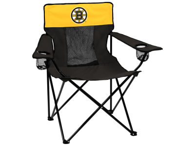 Boston Bruins Logo Brands Elite Chair