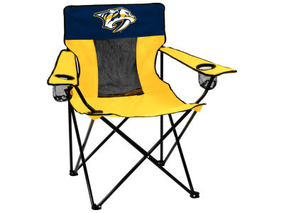 Nashville Predators Logo Brands Elite Chair