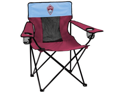 Colorado Rapids Logo Brands Elite Chair