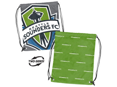 Seattle Sounders FC Logo Brands Doubleheader Backsack
