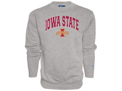 Iowa State Cyclones Blue 84 NCAA Men's Crew Neck Sweatshirt