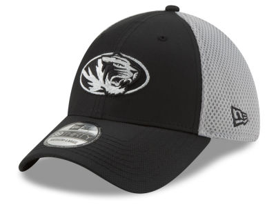 finest selection 2ef06 e6056 Missouri Tigers New Era NCAA Team Color Gray Neo 39THIRTY Cap