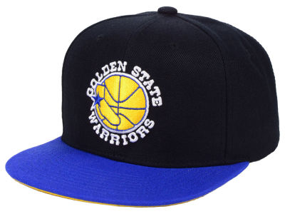 online store 5f66e d9495 discount code for golden state warriors mitchell ness nba 2 tone classic  snapback cap d92f7 0421b