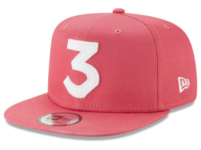 Chance The Rapper New Era 3 Snapback Cap ef1256554469