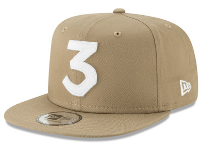 Chance The Rapper New Era 3 Snapback Cap