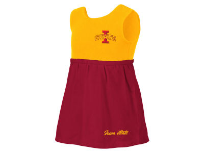 Colosseum NCAA Toddler Girls Bow Back Dress