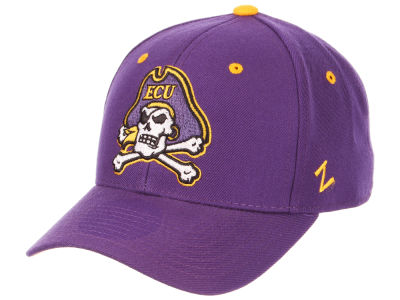 newest 2856b 787c6 East Carolina Pirates Zephyr NCAA DH Fitted Cap