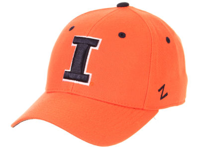 Illinois Fighting Illini Zephyr NCAA DH Fitted Cap