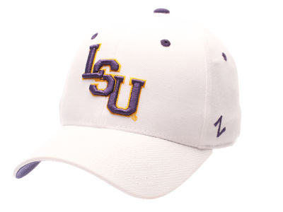 LSU Tigers Zephyr NCAA DH Fitted Cap