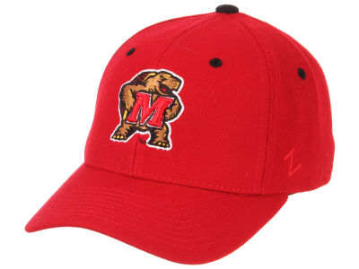Maryland Terrapins Zephyr NCAA DH Fitted Cap
