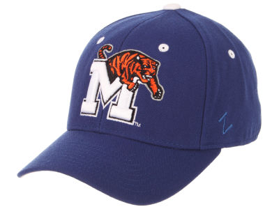 Memphis Tigers Zephyr NCAA DH Fitted Cap