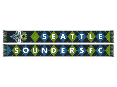 Seattle Sounders FC Argyle Scarf II
