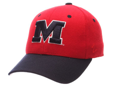 Ole Miss Rebels Zephyr NCAA DH Fitted Cap