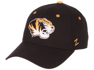 pretty nice 9d6c6 6bd78 Missouri Tigers Zephyr NCAA DH Fitted Cap