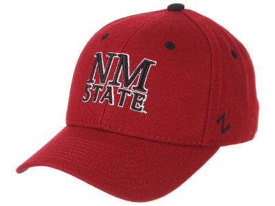 New Mexico State Aggies Zephyr NCAA DH Fitted Cap
