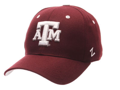Texas A&M Aggies Zephyr NCAA DH Fitted Cap