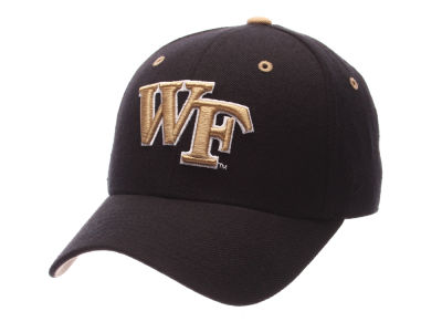 Wake Forest Demon Deacons Zephyr NCAA DH Fitted Cap