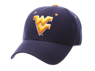 West Virginia Mountaineers Zephyr NCAA DH Fitted Cap