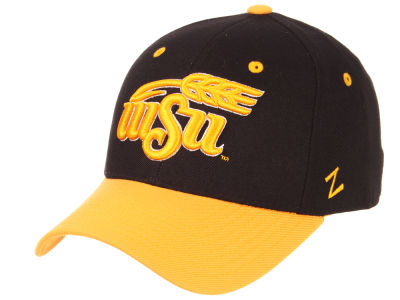 Wichita State Shockers Zephyr NCAA DH Fitted Cap