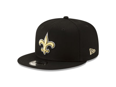 New Orleans Saints New Era NFL Basic 9FIFTY Snapback Cap