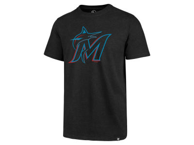 Miami Marlins '47 MLB Men's Club Logo T-Shirt