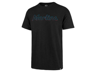 Miami Marlins '47 MLB Men's Scrum Logo T-Shirt