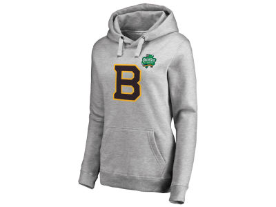 Boston Bruins NHL Branded 2019 NHL Men's Winter Classic Prime Logo Hoodie